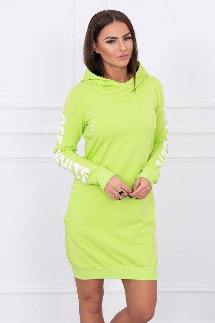 bf939f5f5 Športové šaty Off White zelené